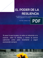 El Poder de La Resiliencia