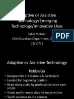 edu 214 adaptive pp