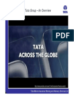 Tata Presentation to Lloyds