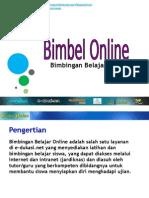Presentasi Bimbel Online