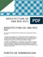 Arquitectura de Una Red Ss7