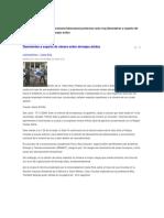 Casos de Drenaje y Contaminacion Minera
