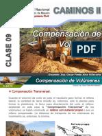 Clase 09_Compensación de Volumenes