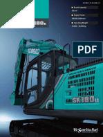 Sk180lc Sk180nlcl-10 Brochure