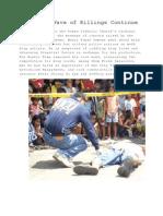 Second U.S. Embassy Report on Cebu City Killings