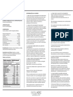 Testosterol 500mg Com 60 Capsulas Manual