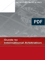 Guide to International Arbitration 2017