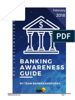 Banking Awareness Feb 2018