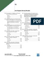 BJO WV Poll Results - June2018