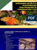 Usos Biodiversidad