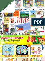 Calendar Decor