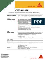 Sikaplan WT 4220-15C