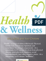 Wellness Powerpoint