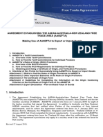 ASEAN-Aus-FTA General Tariff Schedule