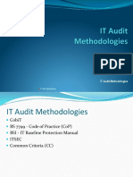 Audit Methodologies