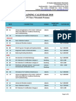 TRAINING CALENDAR 2018 PT Tiara Vibrasindo Pratama.pdf