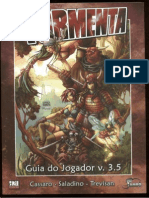 [Tormenta] Livro do Jogador 3.5
