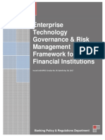 dC5 Annex SBP Framework Governance Risk