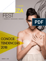Revista Expo Belleza Fest 2018