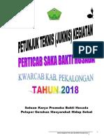 JUKNIS Revisi PerKegiatan Perticab 2018 OK