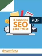 8 Consejos SEO Pymes