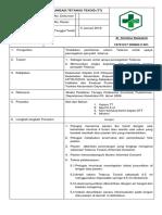 9. UKM-PP-SPO-009 Imunisasi Tetanus Texoid (TT)