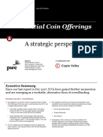 Initial Coin Offerings Report PwC Crypto Valley June 2018