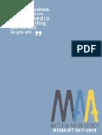 Maa Media Kit Digital