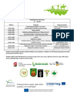 Eco Fest Raspored Programa-web