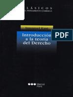 Kant Immanuel - Introduccion A La Teoria Del Derecho.pdf
