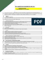 Documentos postulación y renovación Becas 2010-2011