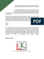 FINAL ELECTRO Proyecto Electro Dc Motor