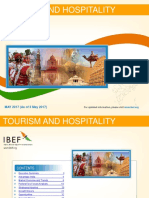 Tourism and Hospitality May 2017