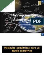 Hidrogenación  Asimétrica