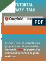Tutorial Crazy Talk