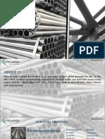 Utkarsh India Limited | Leading steel tube manufacturer in India