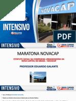 4- Statuto Social Da NovaCap (1)