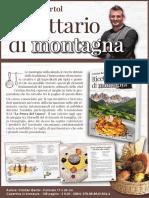 Ricettario Di Montagna Scheda