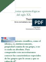 6- Kuhn- De La Normal Id Ad a Las Revoluciones-Trayectorias Epistemologicas Del Siglo XX [Unlocked by com