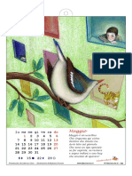 Calendario Illustrato 2018 05