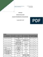 03.06-SITE-Catalogul Manualelor Scolare Valabile in Inv Preuniversitar Pentru Anul Scolar 2016-2017