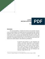 GOMES, R. a Modalização Em Reportagens Jornalísticas