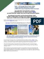 US Oil Stock News