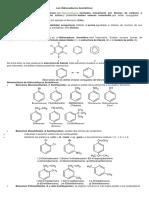 Los Hidrocarburos Aromáticos