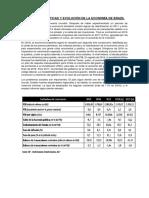 Características y Evolución de La Economía de Brazil