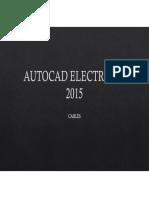Conductores eléctricos  Autocad Electrical