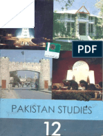 Pakistan Study in English Part2 Class 12th Textbook