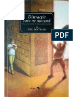 Neil Postman - Distracția Care Ne Omoară