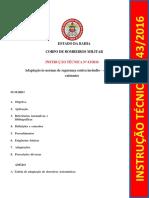 IT43 ADAPTAÇÃO ÀS NORMAS DE SEGURANÇÃ CONTRA INCÊNDIO - EDIFICAÇÕES EXISTENTES.pdf