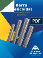 Hoja Tecnica Barra Helicoidal
